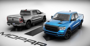 Introducing the New Mopar '21 Ram 1500 Special Edition