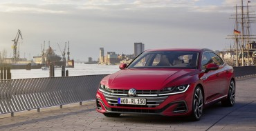 2021 Volkswagen Arteon is an IIHS TOP SAFETY PICK