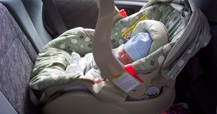 Car Seat Stages As Your Child Grows