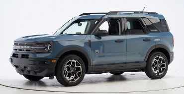 Ford Bronco Sport Scores IIHS Top Safety Pick+
