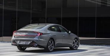 2021 Hyundai Sonata Overview