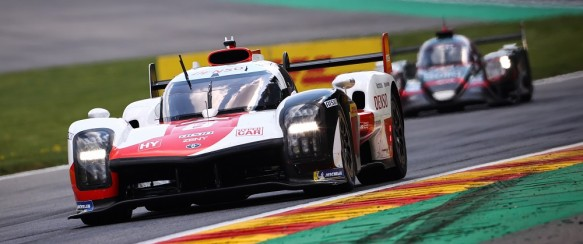 Toyota Wins First Endurance Race of Hypercar Era