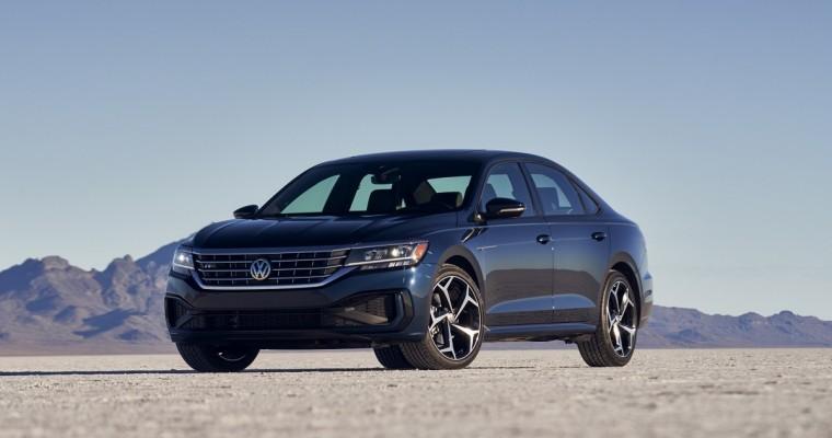 Volkswagen Passat Wins KBB 5-Year Cost to Own Award
