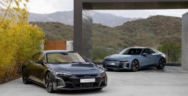 2022 Audi e-tron GT Overview