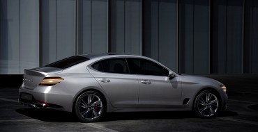 Here's How the 2022 Genesis G70 Will Be Priced