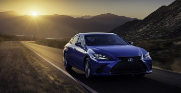 Refreshed 2022 Lexus ES is Headed to Canada