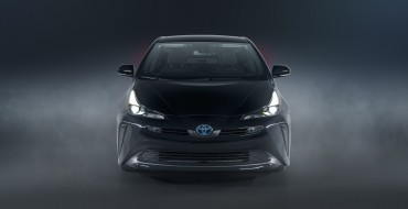 Another Black Car: Toyota Prius Nightshade Edition
