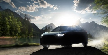 Subaru Provides Sneak Peek of Its All-Electric Solterra SUV