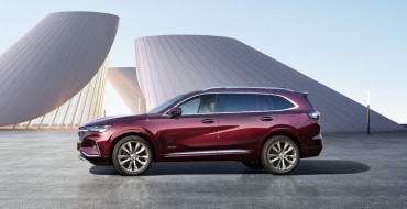 China's New Buick Envision Plus Could Come to U.S. as Envision GX