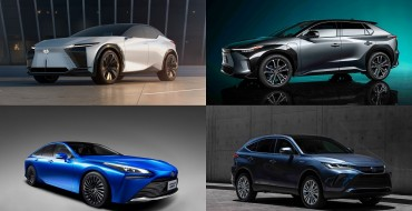 Toyota Reaffirms Carbon Neutrality Plan