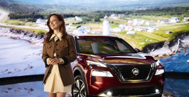 Karine Vanasse is the New Face of Nissan Canada in Quebec