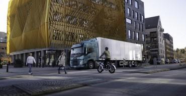 Electric Volvo Trucks Get Unique Sound Signature