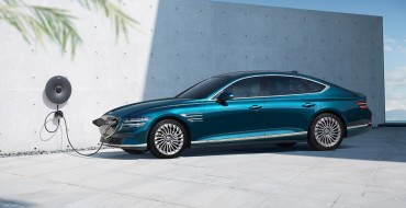 Electrified G80 Makes History as First Genesis EV