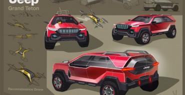 Stellantis Announces 2021 Drive for Design Contest Winners