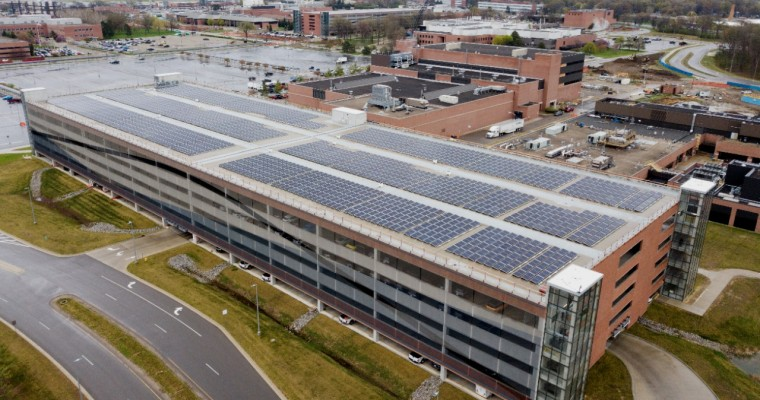 Ford, DTE Energy Team Up for Michigan Solar Array