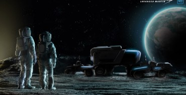 General Motors Is Going Back to the Moon