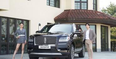 Lincoln Navigator Finally Navigates to Korea in Grand Debut