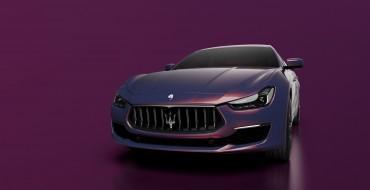 Maserati Ghibli Hybrid Love Audacious is Inspired by Streetwear