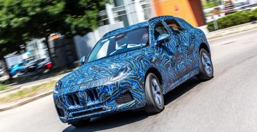 Maserati Grecale Tease is Thankfully Not Blurry