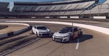 [Photos] Chevrolet Reveals Next-Gen NASCAR Camaro ZL1 Race Car