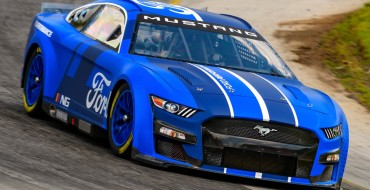 [Photos] Ford Unleashes Next-Gen 2022 NASCAR Mustang