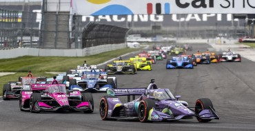 Romain Grosjean Scores IndyCar Podium: 'I've Still Got It'