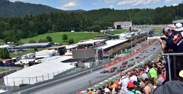 F1: Turkish Grand Prix is Out, Replaced by 2nd Austrian GP
