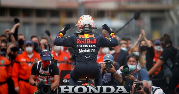 Max Verstappen Wins Monaco Grand Prix, Leads Championship