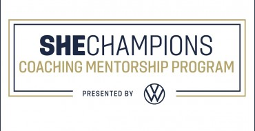 VW Teams Up With U.S. Soccer for SheChampions Program