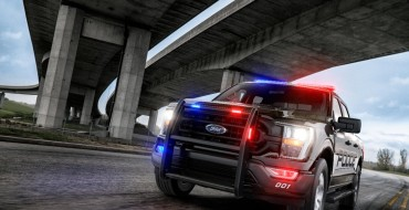 2021 Ford F-150 Police Responder is Awfully Fast
