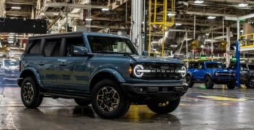 Finally! 2021 Ford Bronco Production, Deliveries Underway