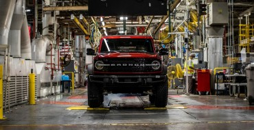 Ford Temporarily Cutting Off Online Bronco Reservations