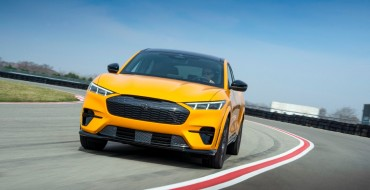 Ford Reveals Range Figures for Mustang Mach-E GT, GT Performance Edition