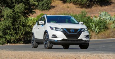 Nissan Rogue Sport Makes List of Safest Small SUVs of 2021