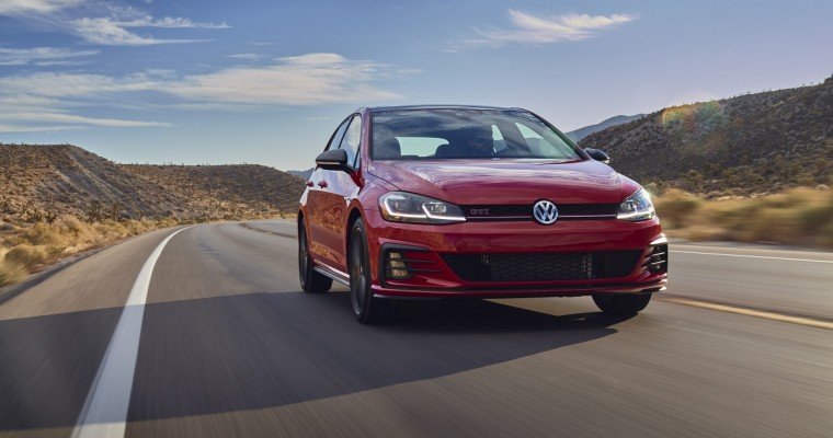 VW Golf GTI is the Best Hatchback on Good Housekeeping List