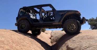 Jeep Offers New Wrangler Xtreme Recon Package