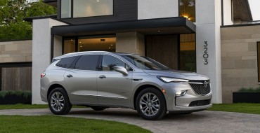 2022 Buick Enclave Overview