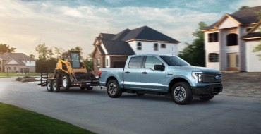 2022 Ford F-150 Lightning Pro is Ready for Work