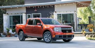 2022 Ford Maverick 2.0-Liter EcoBoost Fuel Economy Figures Confirmed