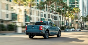 Ford Sees Room for a Truck That's Even Smaller Than the Maverick