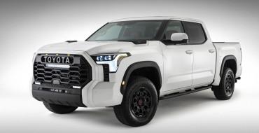 Toyota Tundra Arrives Sept. 19