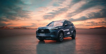 2022 Infiniti QX60 Revealed for Canadian Drivers