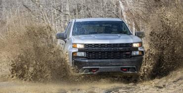 2022 Chevrolet Silverado 1500 Production Set for September