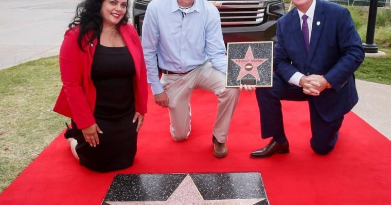Hollywood Honors Chevrolet Suburban