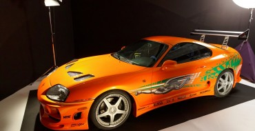 Paul Walker's 'Fast and Furious' Supra Sold for Record $560,000