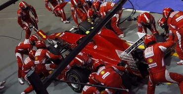History of F1 Pit Stops