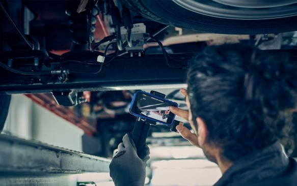Ford Pro Commercial Vehicle Services Business Announced