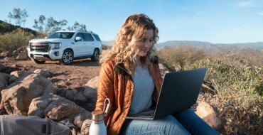 GMC Launches 'Work From Anywhere' Campaign