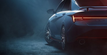 See the First Images of Hyundai's High-Powered Elantra N