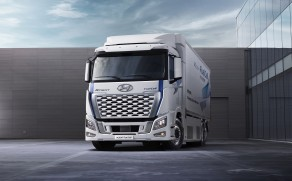 Hyundai Preps Updated Xcient Fuel Cell Truck